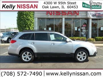 2013 Subaru Outback for sale in Oak Lawn, IL