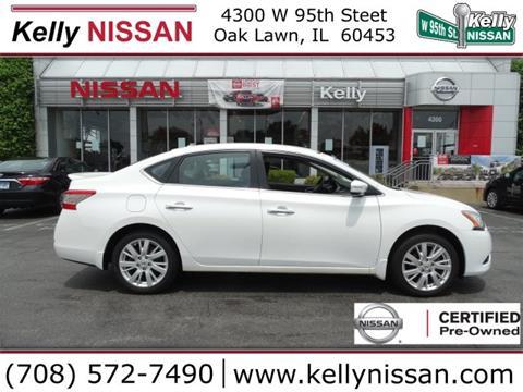 2014 Nissan Sentra for sale in Oak Lawn IL