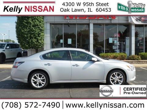 2014 Nissan Maxima for sale in Oak Lawn IL