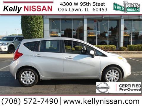 2014 Nissan Versa Note for sale in Oak Lawn IL