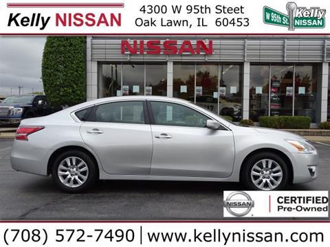 2015 Nissan Altima for sale in Oak Lawn, IL