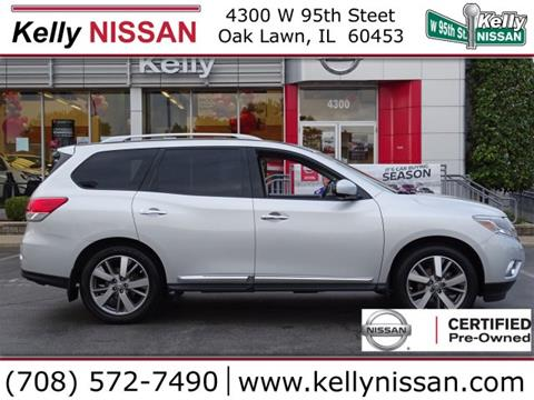 2015 Nissan Pathfinder for sale in Oak Lawn IL
