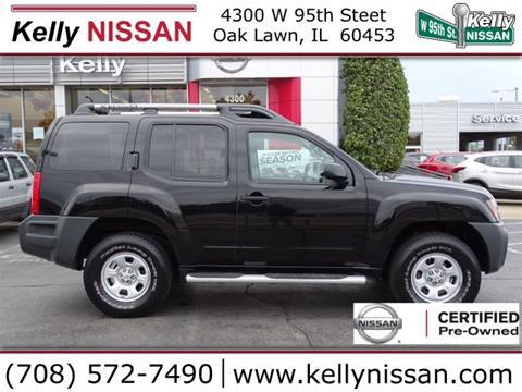 2015 Nissan Xterra for sale in Oak Lawn, IL