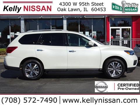 2017 Nissan Pathfinder for sale in Oak Lawn IL
