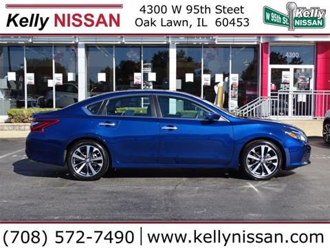 2017 Nissan Altima for sale in Oak Lawn IL