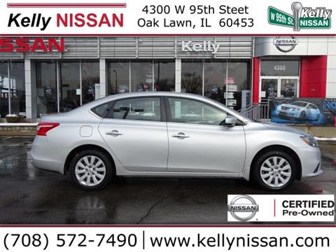 2017 Nissan Sentra For Sale In Oak Lawn, IL