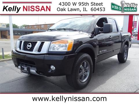 2014 Nissan Titan For Sale In Oak Lawn, IL