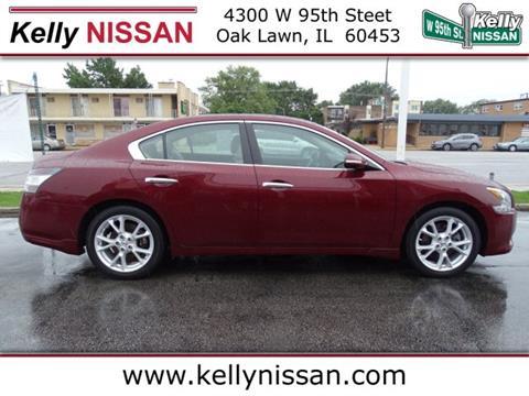 2013 Nissan Maxima For Sale In Oak Lawn, IL