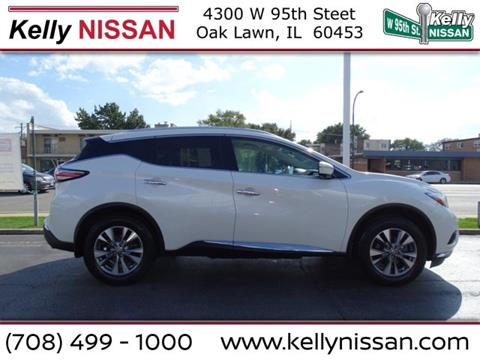 2015 Nissan Murano For Sale In Oak Lawn, IL