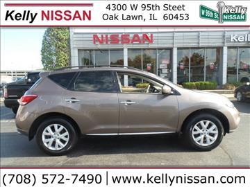 2012 Nissan Murano for sale in Oak Lawn, IL