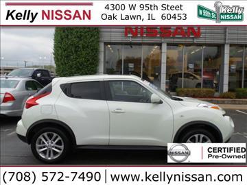 2012 Nissan JUKE for sale in Oak Lawn, IL