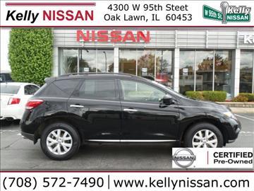 2013 Nissan Murano for sale in Oak Lawn, IL