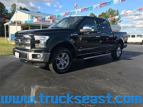 2015 Ford F-150 for sale in Greenville, NC