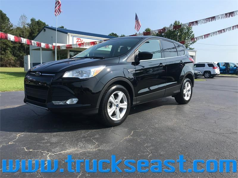 2016 ford escape se in greenville nc pleasure ride auto 2. Black Bedroom Furniture Sets. Home Design Ideas