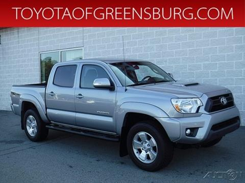2015 Toyota Tacoma for sale in Greensburg, PA