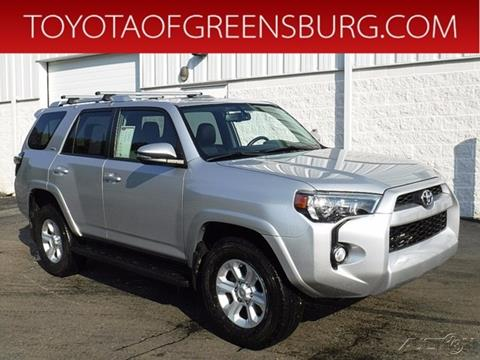2015 Toyota 4Runner for sale in Greensburg, PA