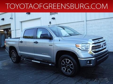 2016 Toyota Tundra for sale in Greensburg, PA