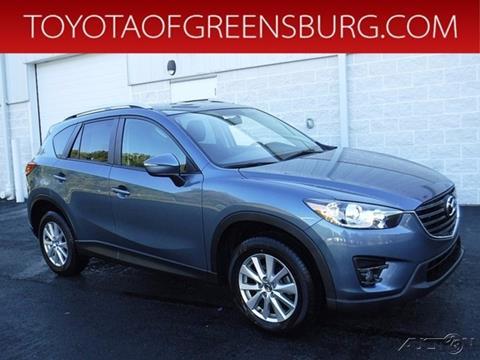 2016 Mazda CX-5 for sale in Greensburg, PA