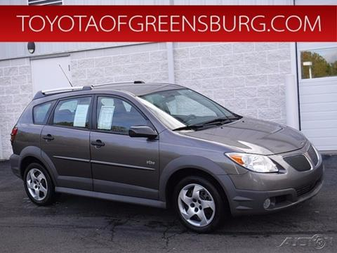 2008 Pontiac Vibe for sale in Greensburg, PA