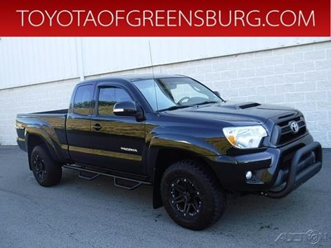 2013 Toyota Tacoma for sale in Greensburg, PA