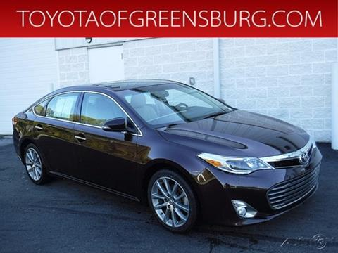2014 Toyota Avalon for sale in Greensburg, PA