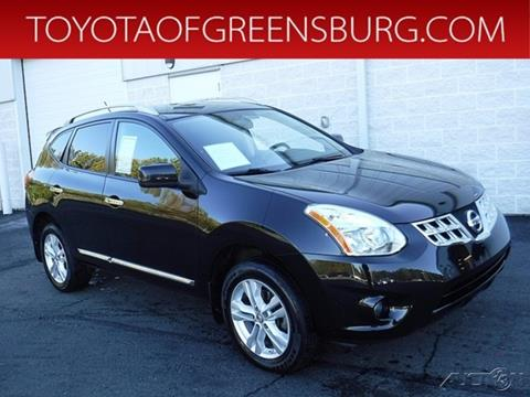 2012 Nissan Rogue for sale in Greensburg, PA