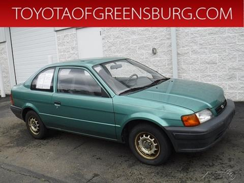 1995 Toyota Tercel For Sale In Greensburg, PA