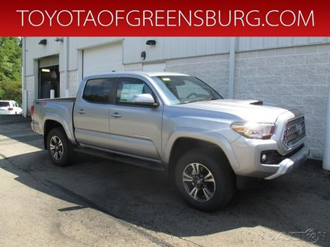 2019 Toyota Tacoma for sale in Greensburg, PA