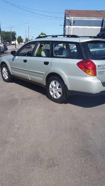2005 Subaru Outback for sale at SOUTHERN AUTO GROUP, LLC in Grand Rapids MI