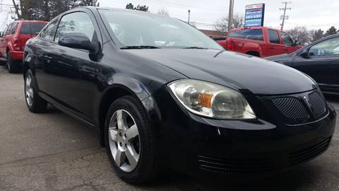 2009 Pontiac G5 for sale in Grand Rapids, MI