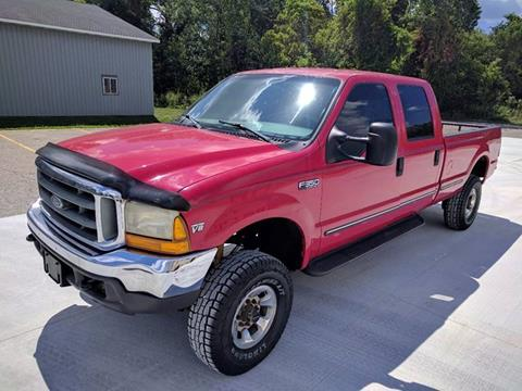 1999 Ford F-350 Super Duty for sale at SOUTHERN AUTO GROUP, LLC in Grand Rapids MI