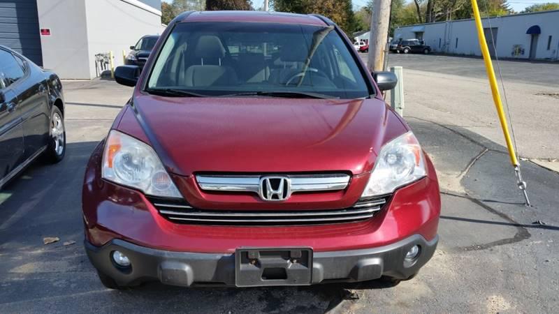 2009 Honda CR V AWD EX 4dr SUV   Grand Rapids MI