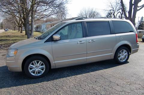2008 Chrysler Town and Country for sale in Grand Rapids, MI