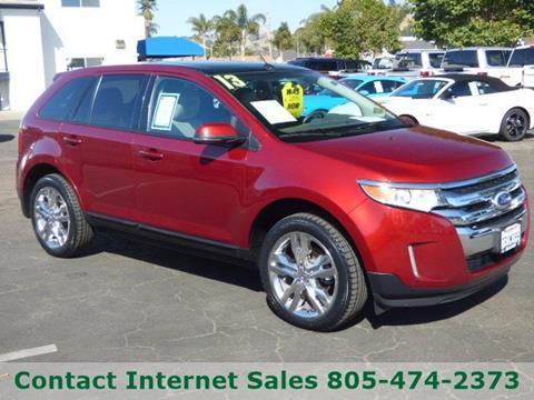 2013 Ford Edge for sale in Arroyo Grande, CA