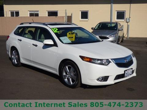 2012 Acura TSX Sport Wagon for sale in Arroyo Grande, CA