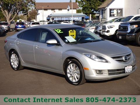 2012 Mazda MAZDA6 for sale in Arroyo Grande, CA