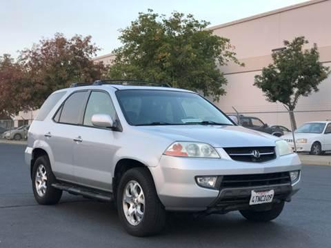 2001 Acura MDX for sale in Sacramento, CA