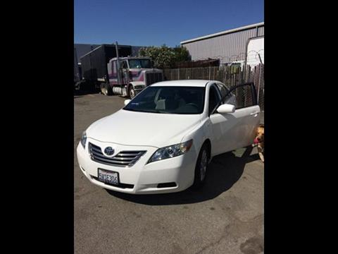 2007 Toyota Camry Hybrid for sale in Hayward, CA