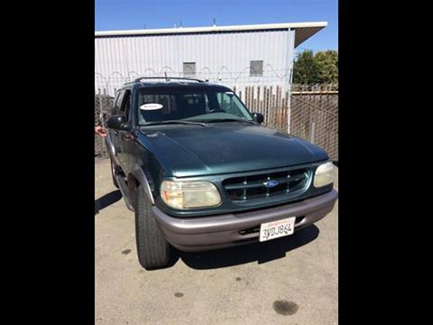 1997 Ford Explorer for sale in Hayward, CA