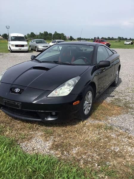 2000 Toyota Celica For Sale At AR Auto In Sikeston MO