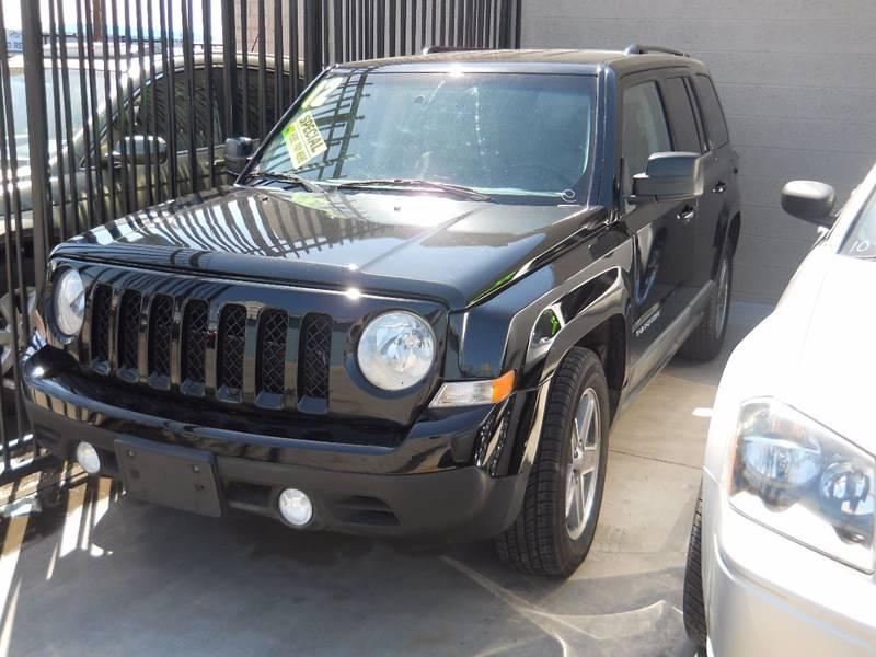 2012 Jeep Patriot For Sale At Alpha U0026 Omega Auto Sales In Phoenix AZ