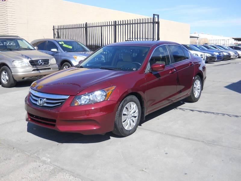 2011 Honda Accord For Sale At Alpha U0026 Omega Auto Sales In Phoenix AZ