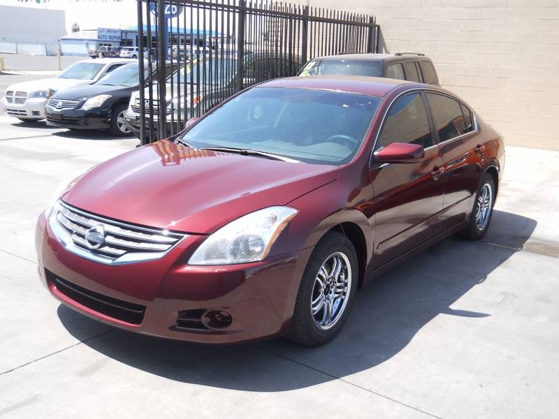 2010 Nissan Altima For Sale At Alpha U0026 Omega Auto Sales In Phoenix AZ