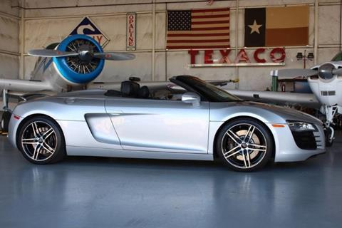 2011 Audi R8 for sale in Addison, TX
