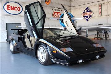 1988 Lamborghini Countach for sale in Addison, TX