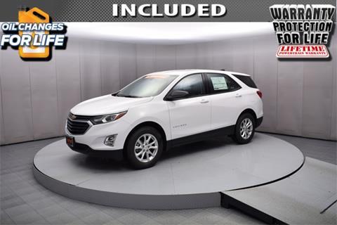 2018 Chevrolet Equinox for sale in Sumner, WA