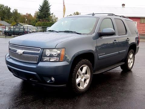 2008 Chevrolet Tahoe for sale in Sumner, WA