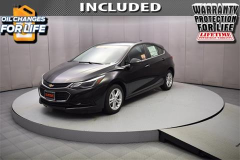 2018 Chevrolet Cruze for sale in Sumner, WA