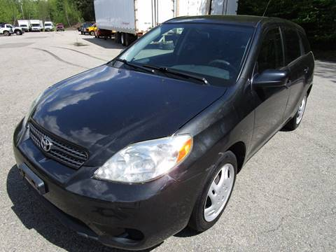 2005 Toyota Matrix for sale in Plaistow, NH
