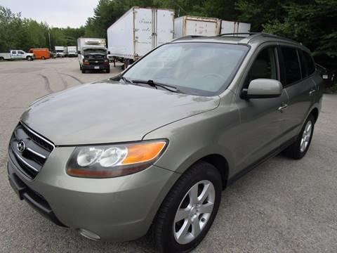 2007 Hyundai Santa Fe for sale in Plaistow, NH